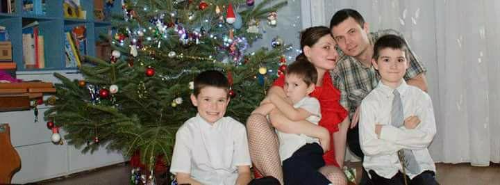 A családommal 2017 . karácsonyán