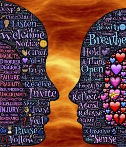 Munkamódszerem a dúlai megtartó jelenlét, az értő figyelem, az érzelmi visszatükrözés, megerősítés saját kompetenciádban.